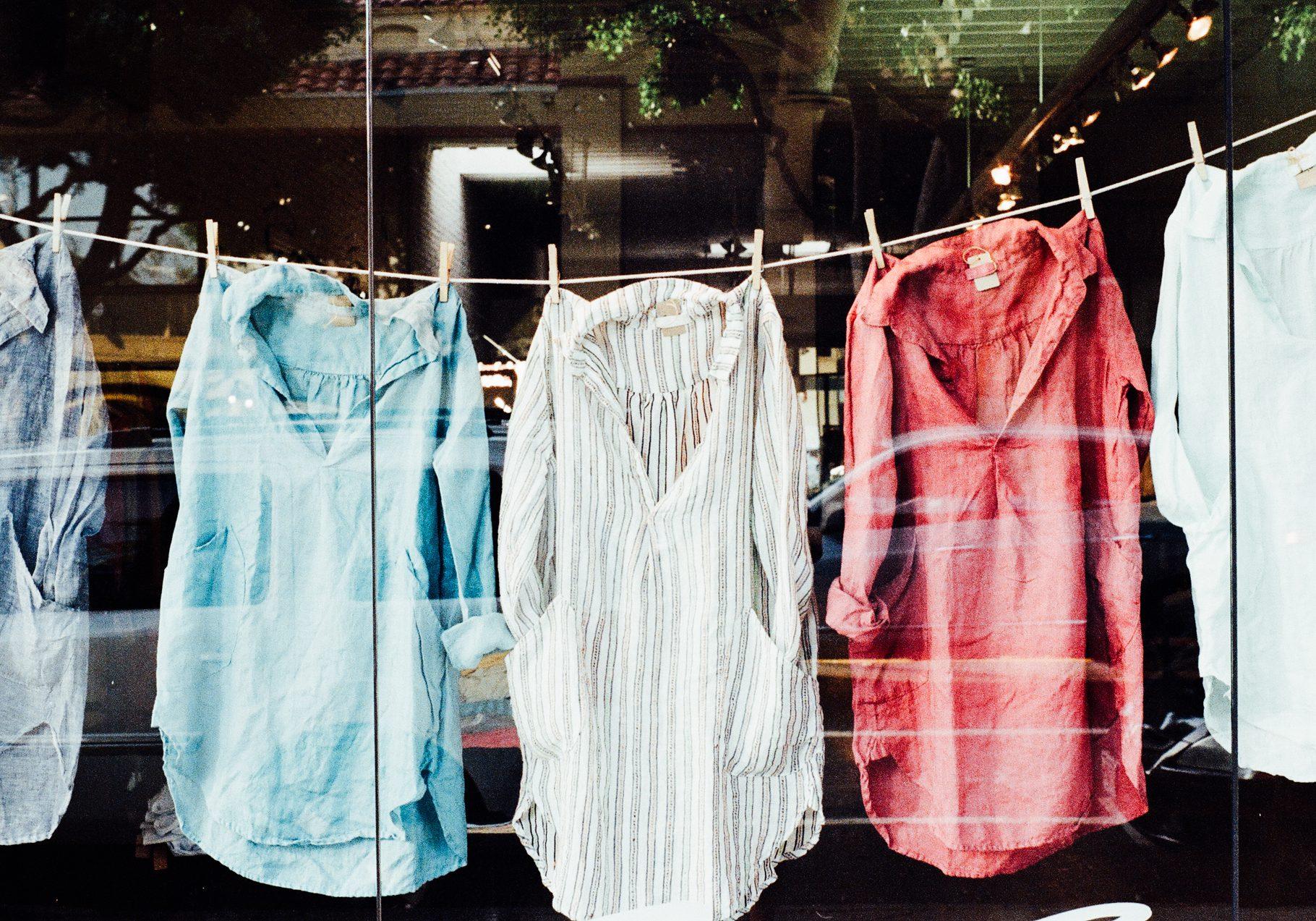 HangingShirts